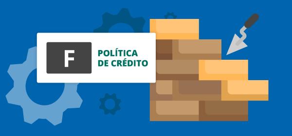 Política de crédito para o segmento de Materiais de Construção